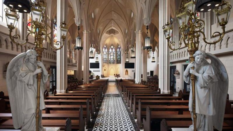 Church of St Alphonsus, Singapore